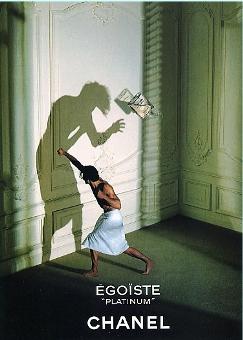 Chanel Egoiste Platinum reklama 2