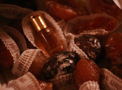 Gourmand perfume